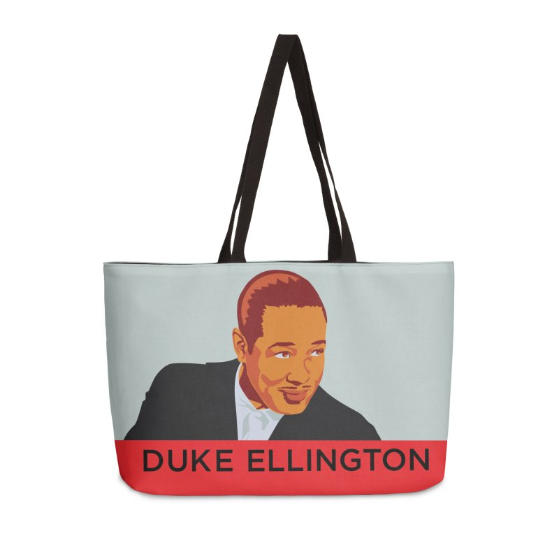Duke Ellington Accessories Weekender Bag Bag by In this great future, you can't forget your past.