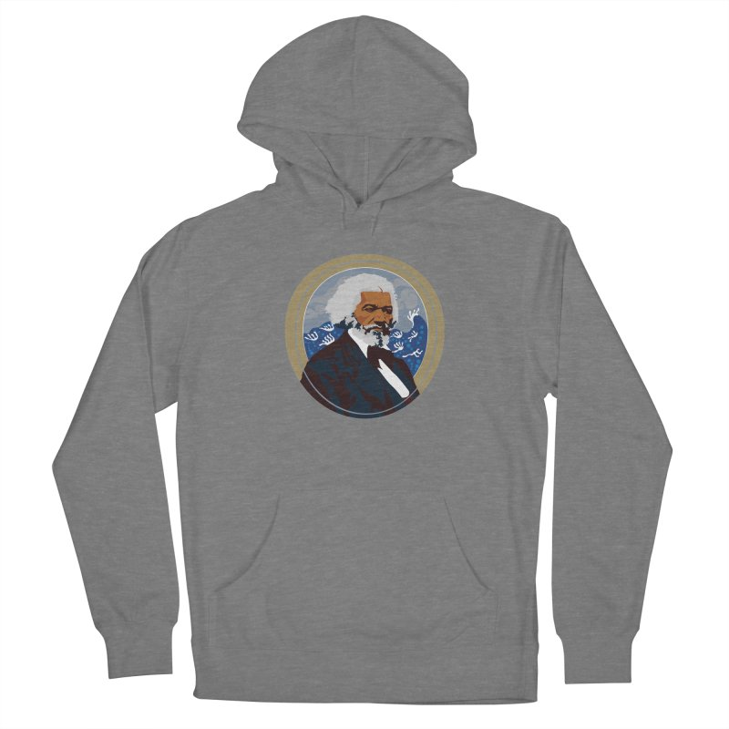 Frederick Douglass Men's Pullover Hoody by In this great future, you can't forget your past.