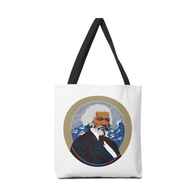Frederick Douglass Accessories Tote Bag Bag by In this great future, you can't forget your past.