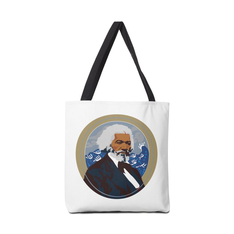 Frederick Douglass Accessories Bag by In this great future, you can't forget your past.