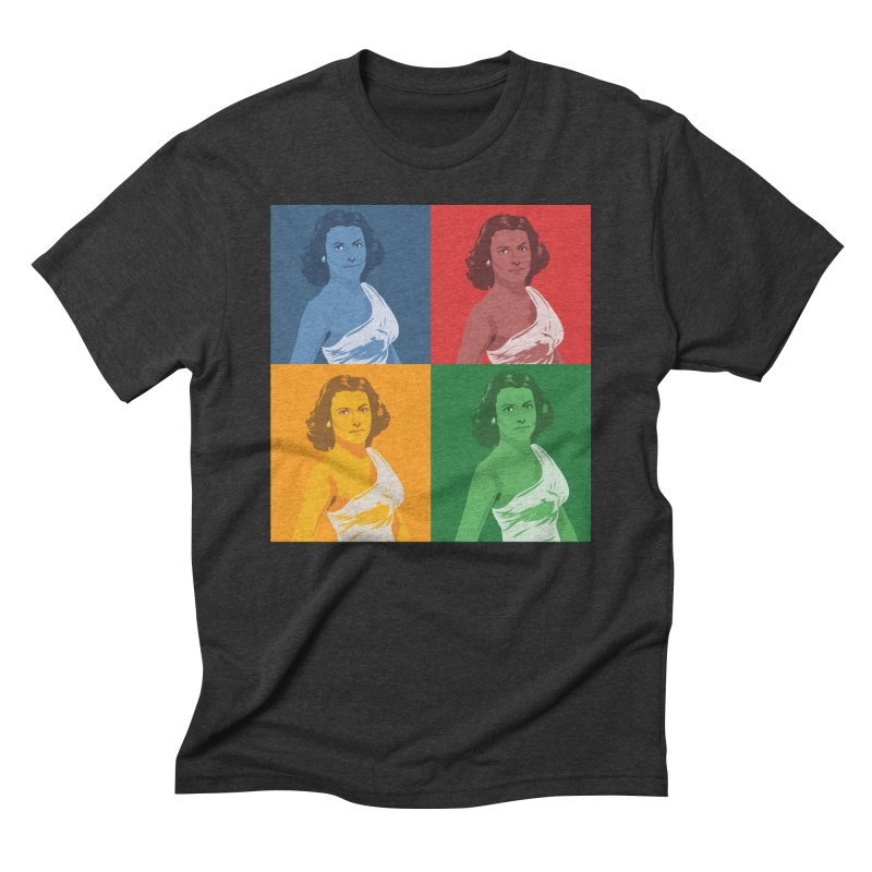 Lena Horne Men's T-Shirt by In this great future, you can't forget your past.
