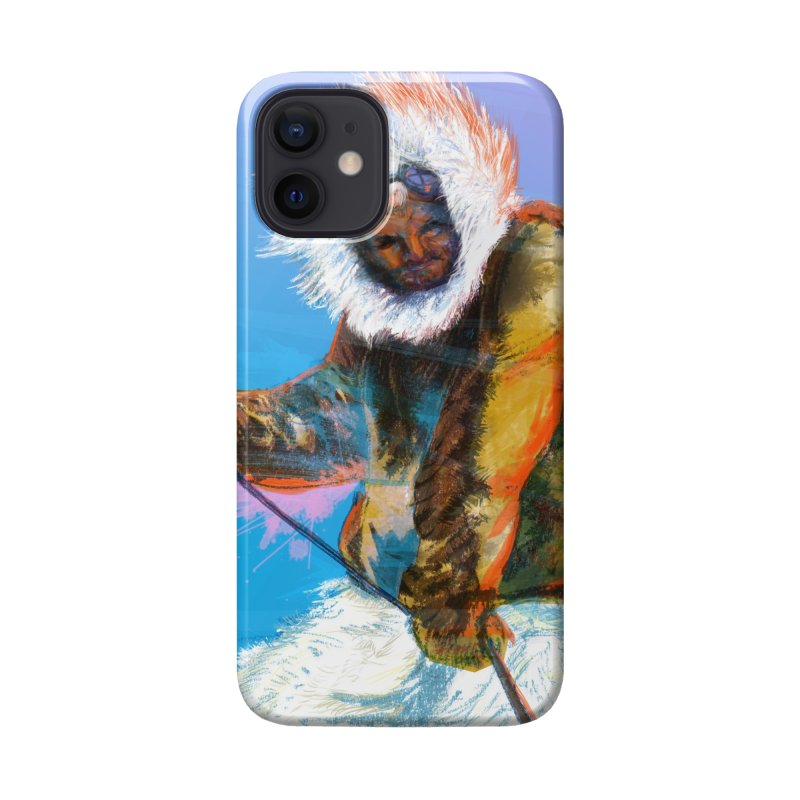 Matthew Henson Polar Explorer Accessories Phone Case by In this great future, you can't forget your past.