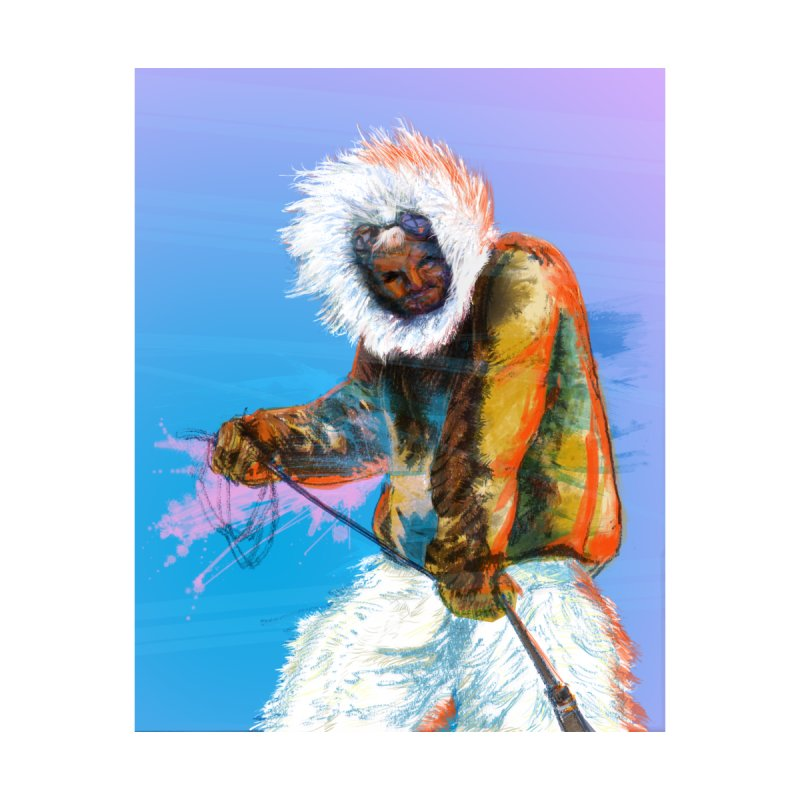 Matthew Henson Polar Explorer Home Framed Fine Art Print by In this great future, you can't forget your past.