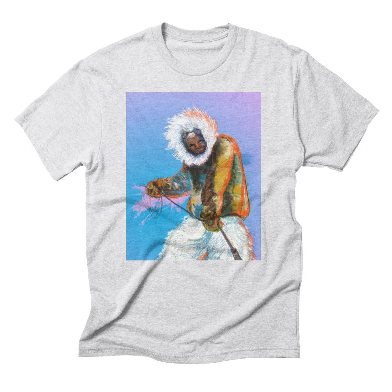 Matthew Henson Polar Explorer Men's T-Shirt by In this great future, you can't forget your past.