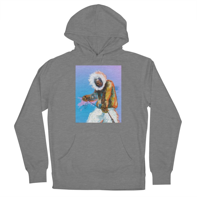 Matthew Henson Polar Explorer Women's Pullover Hoody by In this great future, you can't forget your past.