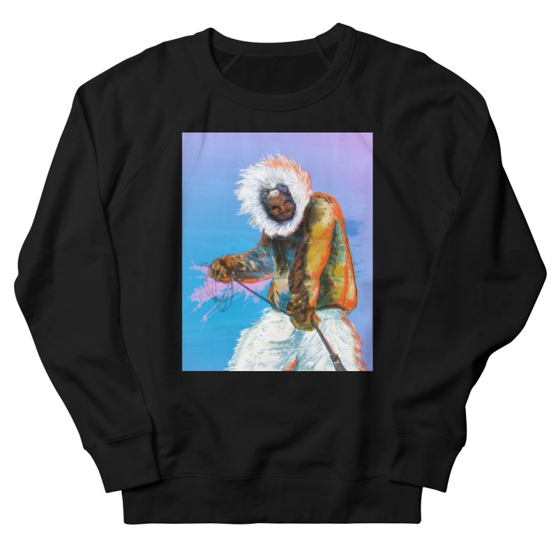 Matthew Henson Polar Explorer Women's French Terry Sweatshirt by In this great future, you can't forget your past.