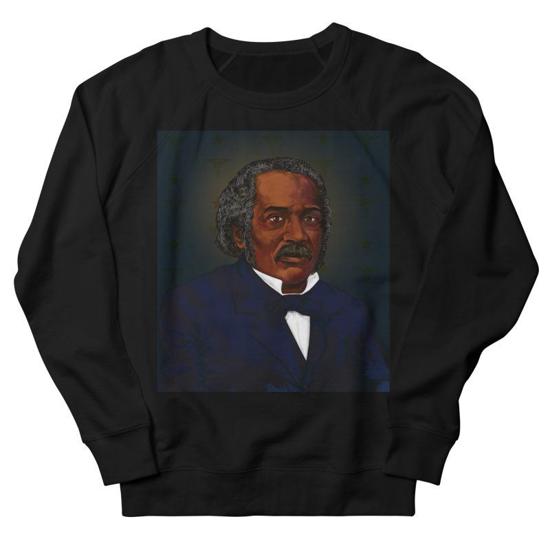 Dr James McCune Smith Women's French Terry Sweatshirt by In this great future, you can't forget your past.