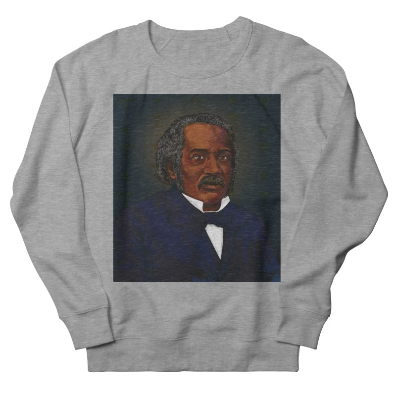 Dr James McCune Smith Men's French Terry Sweatshirt by In this great future, you can't forget your past.