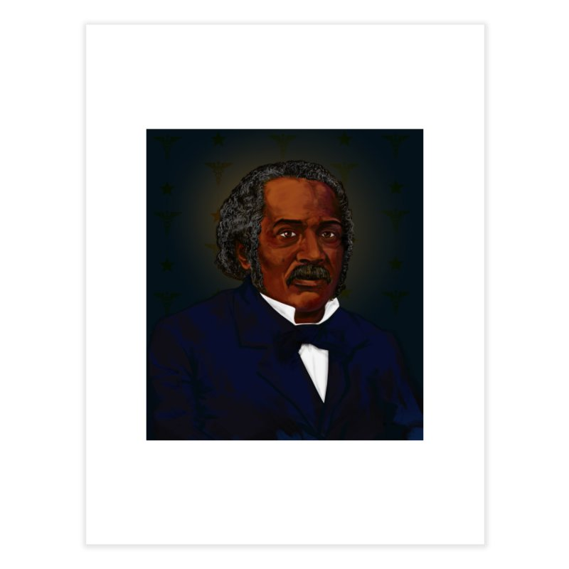 Dr James McCune Smith Home Fine Art Print by In this great future, you can't forget your past.