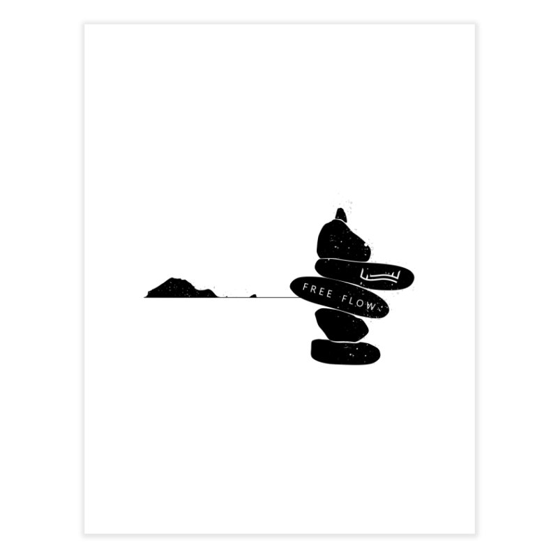 Marathonisi  / Turtle Island Home Fine Art Print by Free Flow - Freediving related designs