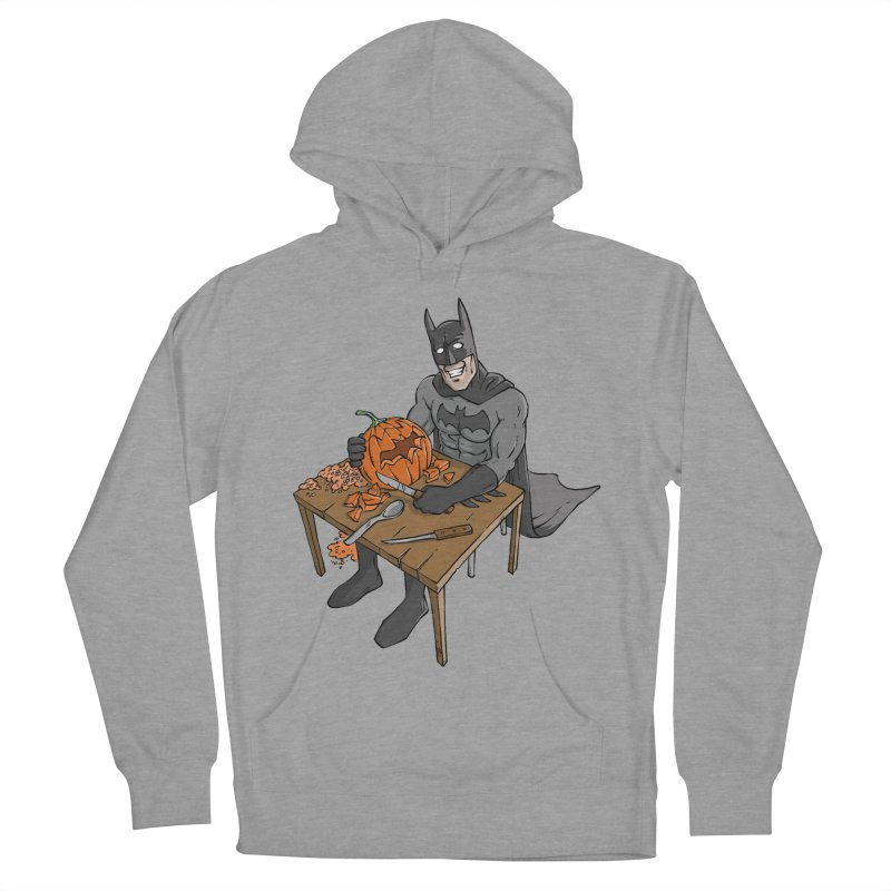 Pumpkin Signal Lamp Men's Pullover Hoody by Freehand