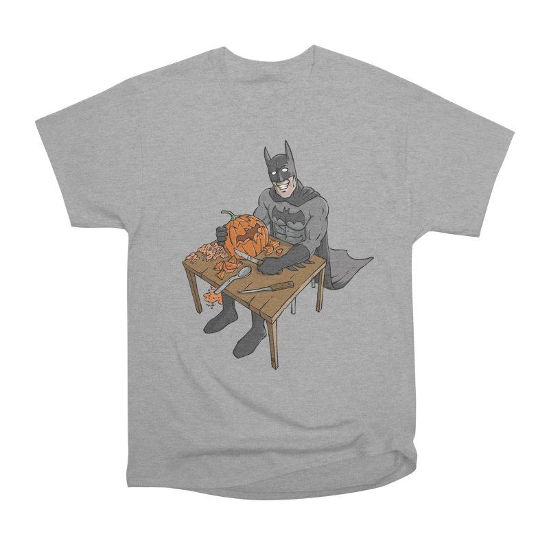 Pumpkin Signal Lamp Men's Classic T-Shirt by Freehand