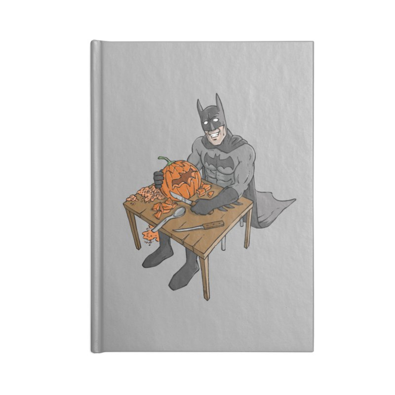 Pumpkin Signal Lamp Accessories Notebook by Freehand
