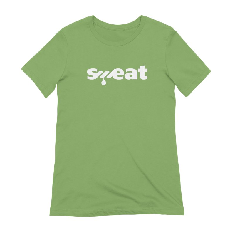 Sweat Women's Extra Soft T-Shirt by Freehand