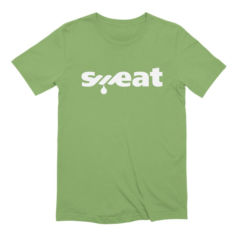 Sweat Men's Extra Soft T-Shirt by Freehand