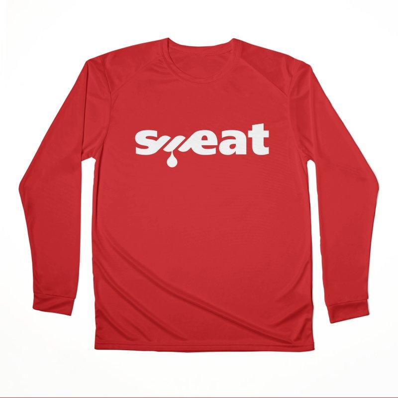 Sweat Women's Performance Unisex Longsleeve T-Shirt by Freehand