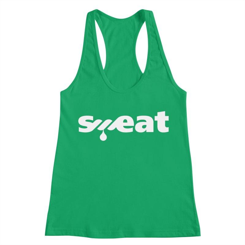 Sweat Women's Racerback Tank by Freehand