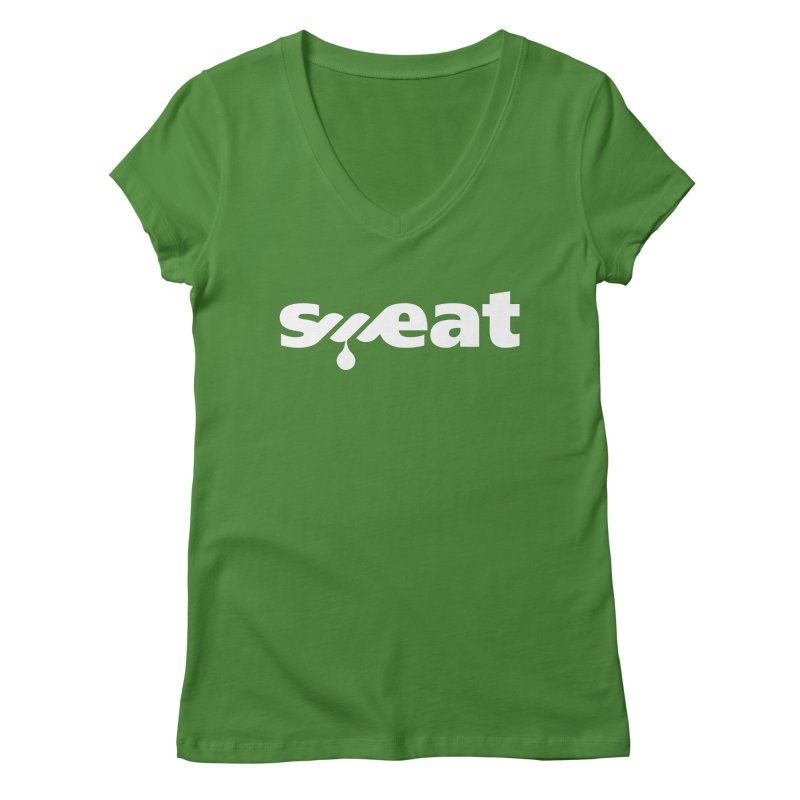 Sweat Women's Regular V-Neck by Freehand