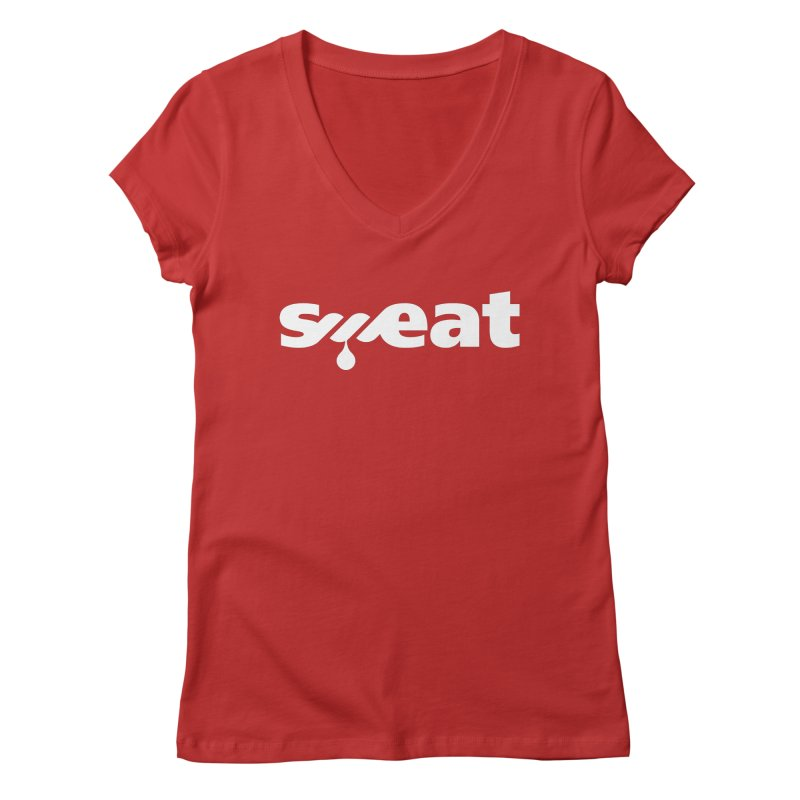 Sweat Women's Regular V-Neck by Freehand