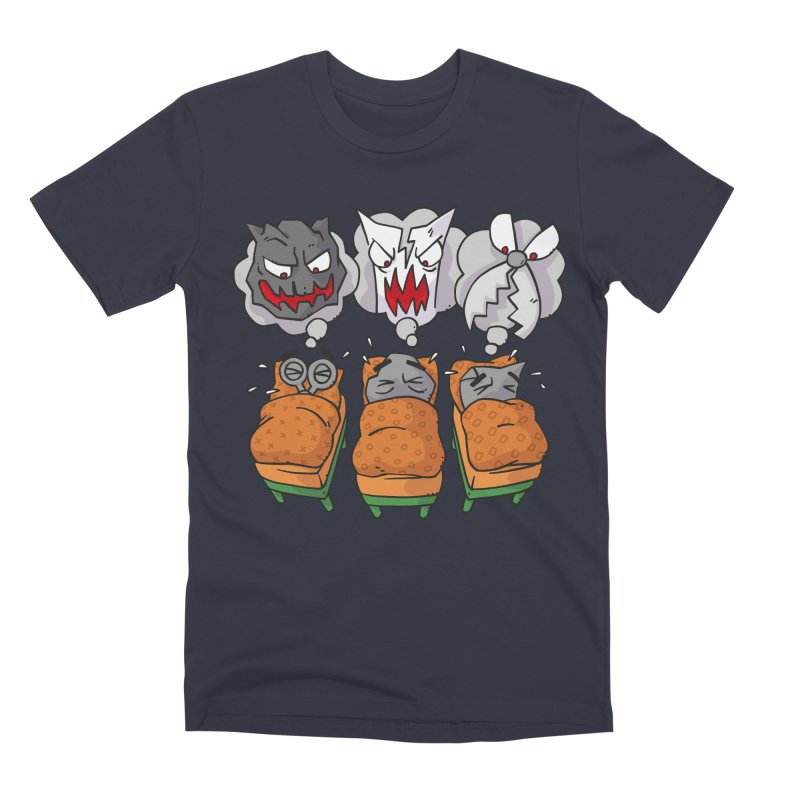 Scary Nights Men's Premium T-Shirt by Freehand