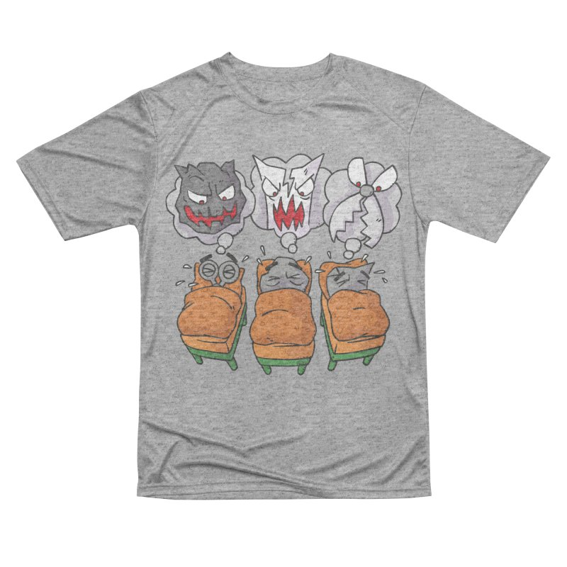 Scary Nights Women's Performance Unisex T-Shirt by Freehand