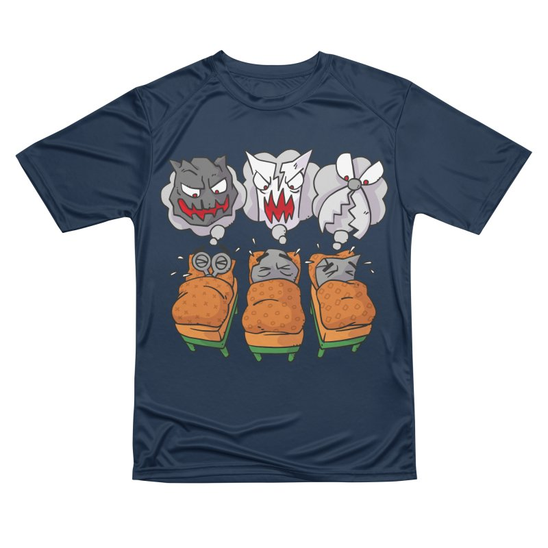 Scary Nights Men's Performance T-Shirt by Freehand