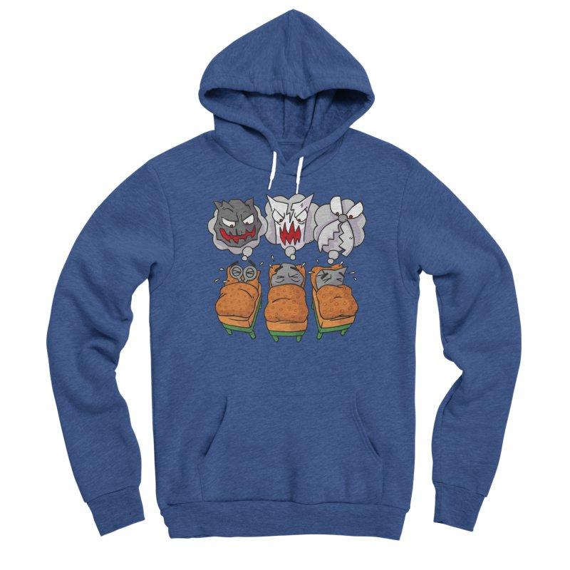 Scary Nights Men's Sponge Fleece Pullover Hoody by Freehand