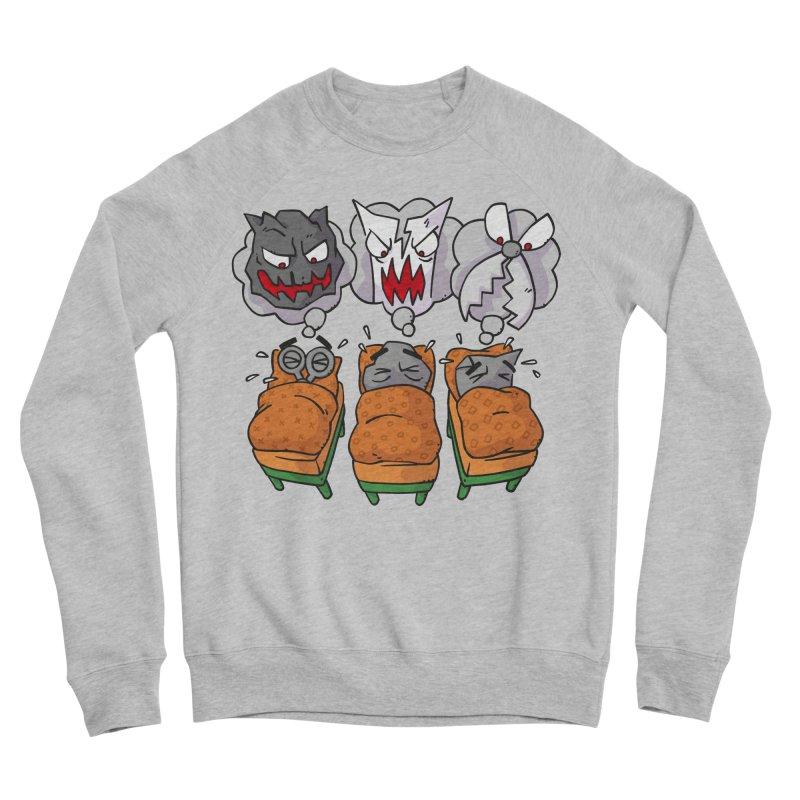 Scary Nights Women's Sponge Fleece Sweatshirt by Freehand