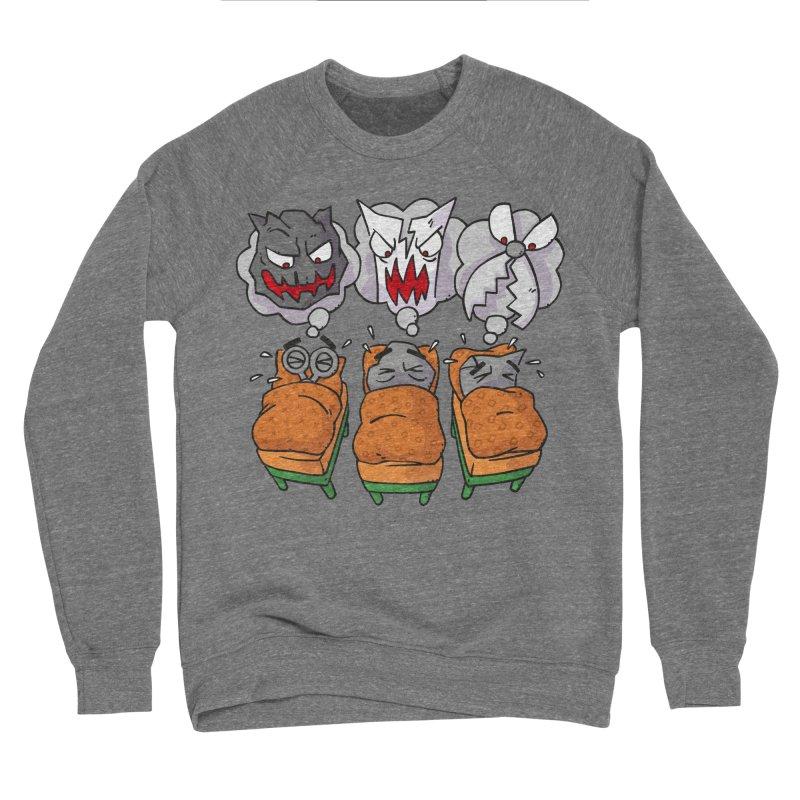 Scary Nights Men's Sponge Fleece Sweatshirt by Freehand