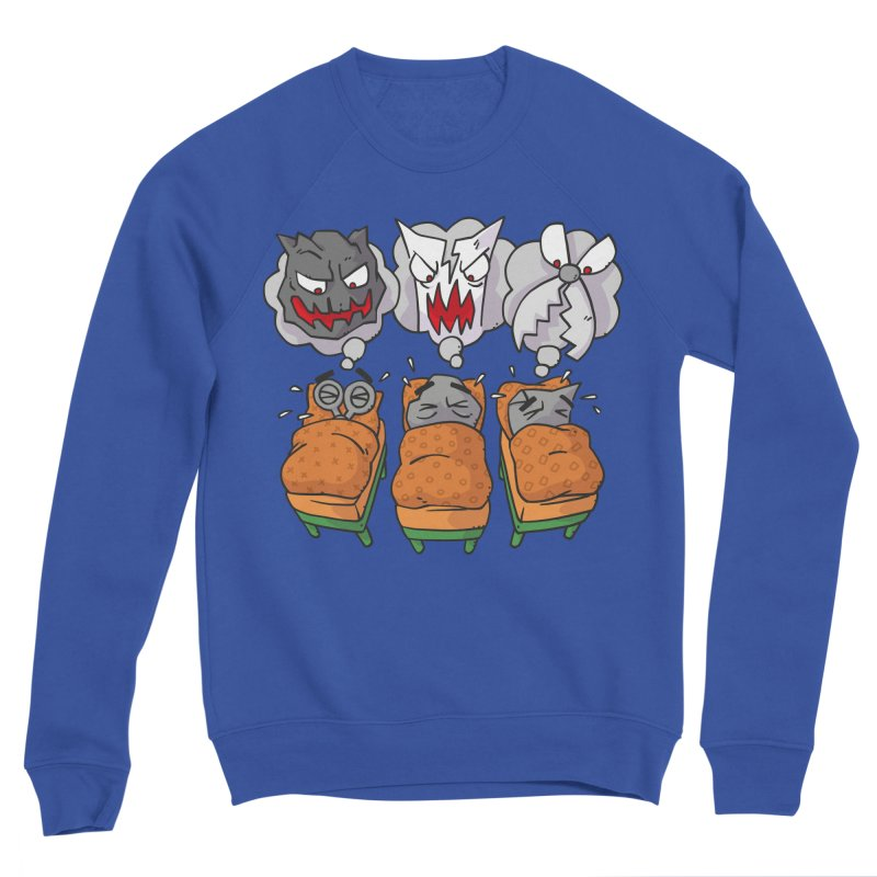 Scary Nights Men's Sponge Fleece Sweatshirt by Freehand