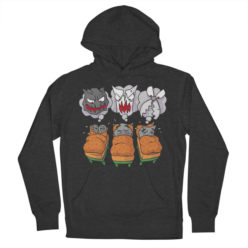 Scary Nights Men's Pullover Hoody by Freehand