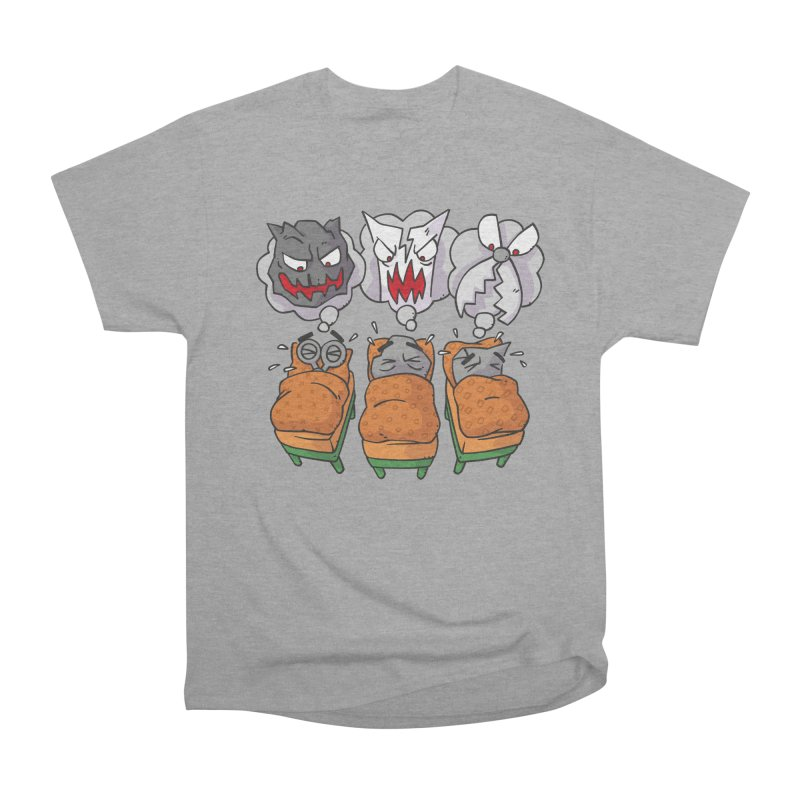 Scary Nights Women's Heavyweight Unisex T-Shirt by Freehand