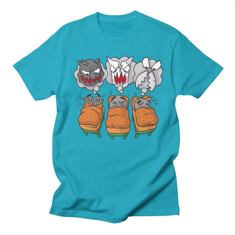 Scary Nights Men's T-Shirt by Freehand