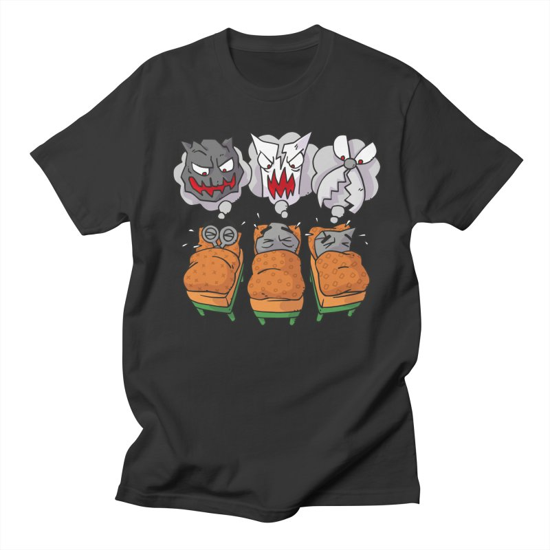 Scary Nights Men's Regular T-Shirt by Freehand