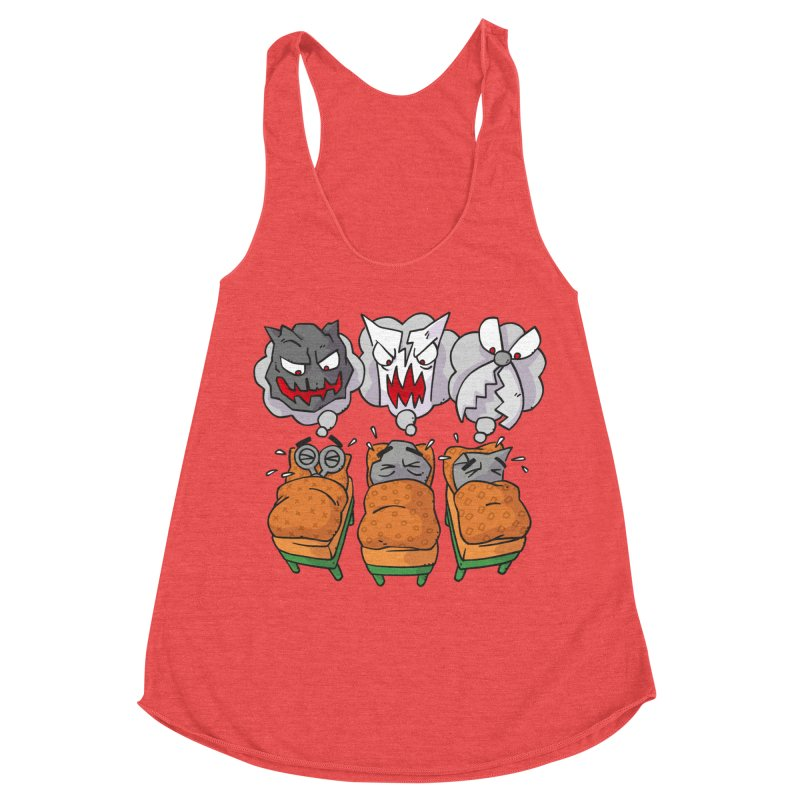 Scary Nights Women's Tank by Freehand