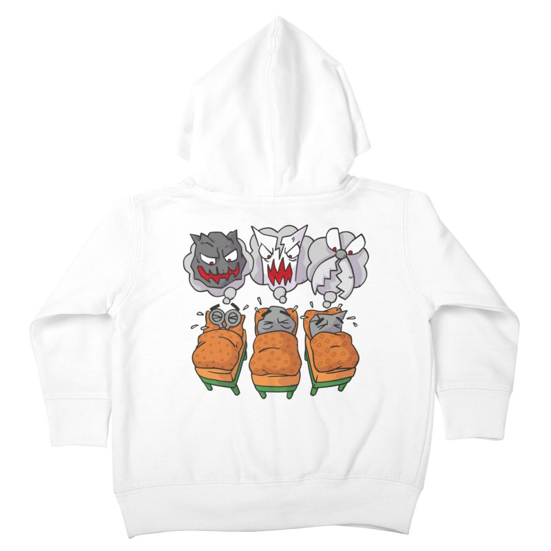 Scary Nights Kids Toddler Zip-Up Hoody by Freehand