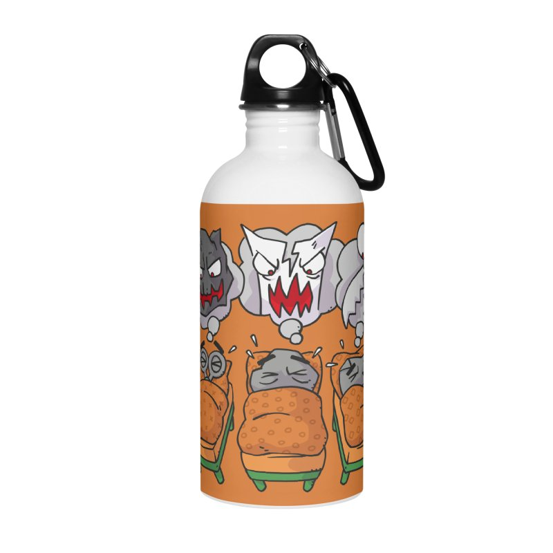Scary Nights Accessories Water Bottle by Freehand