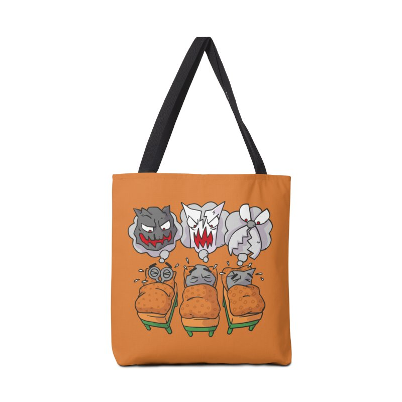Scary Nights Accessories Tote Bag Bag by Freehand