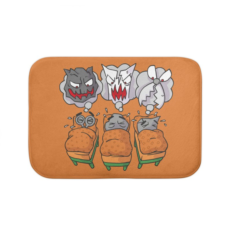 Scary Nights Home Bath Mat by Freehand