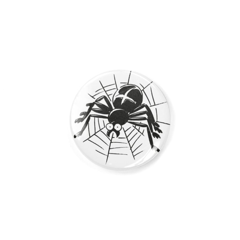 Spider Accessories Button by Freehand