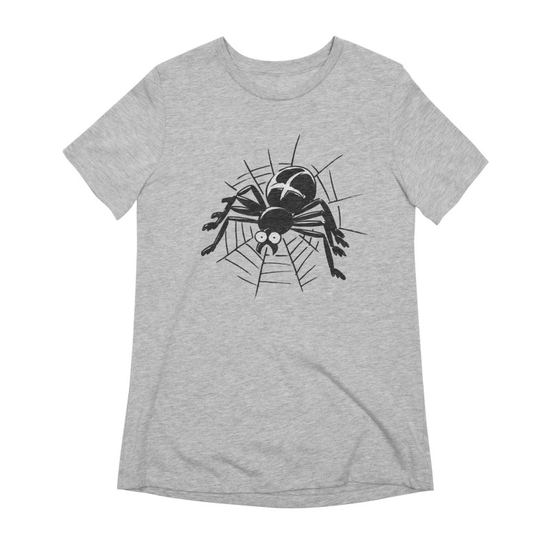 Spider Women's Extra Soft T-Shirt by Freehand