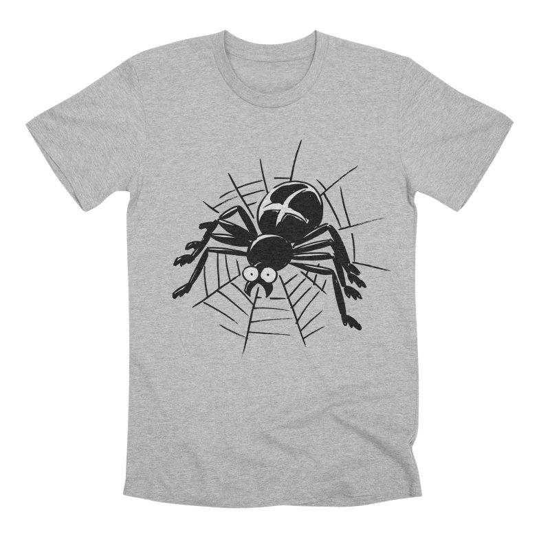 Spider Men's Premium T-Shirt by Freehand