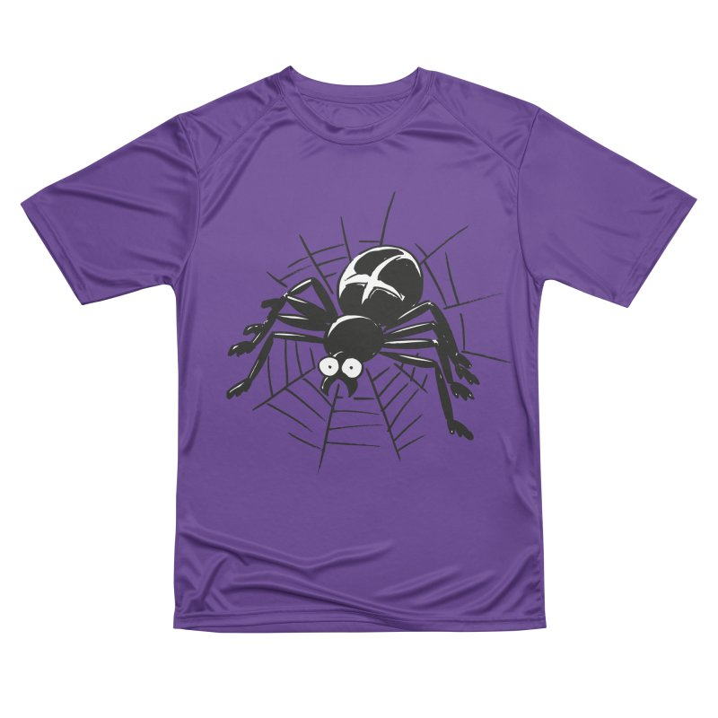 Spider Men's Performance T-Shirt by Freehand