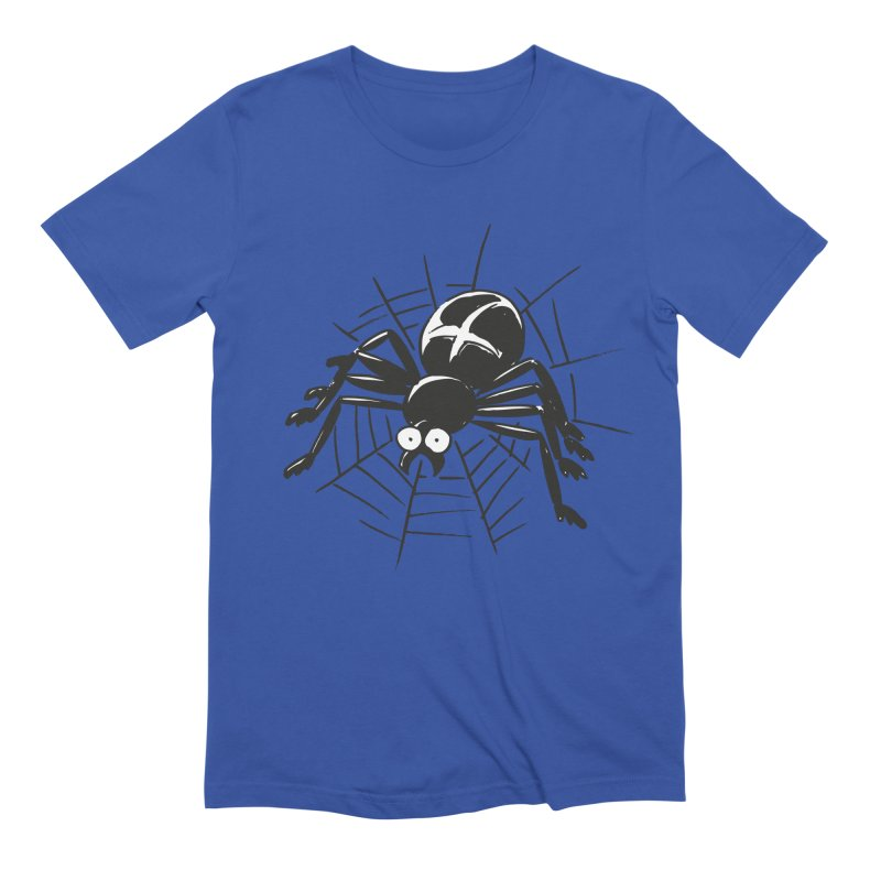 Spider Men's Extra Soft T-Shirt by Freehand