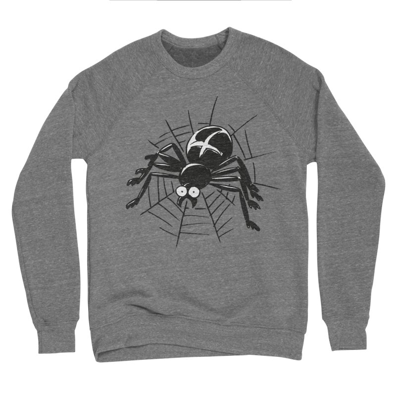 Spider Women's Sponge Fleece Sweatshirt by Freehand