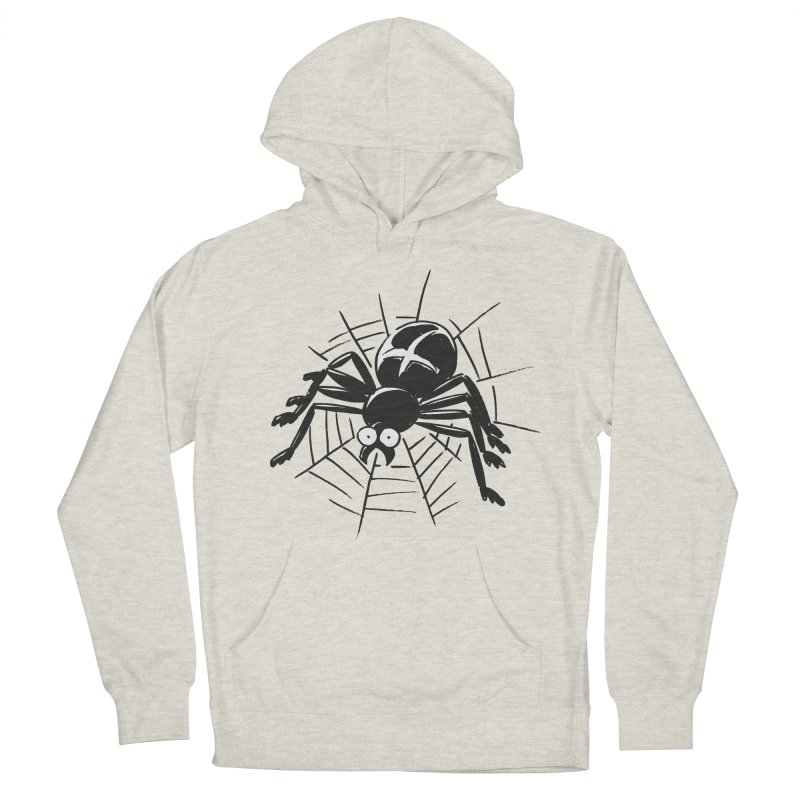 Spider Men's French Terry Pullover Hoody by Freehand