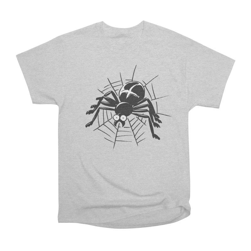 Spider Women's Heavyweight Unisex T-Shirt by Freehand