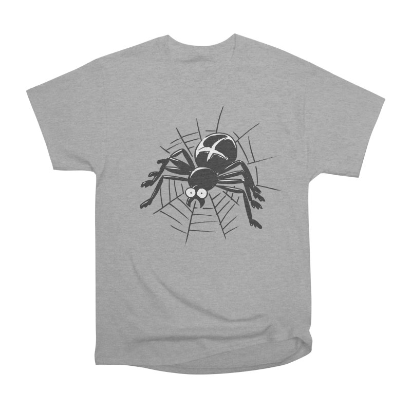 Spider Women's Heavyweight Unisex T-Shirt by Freehand