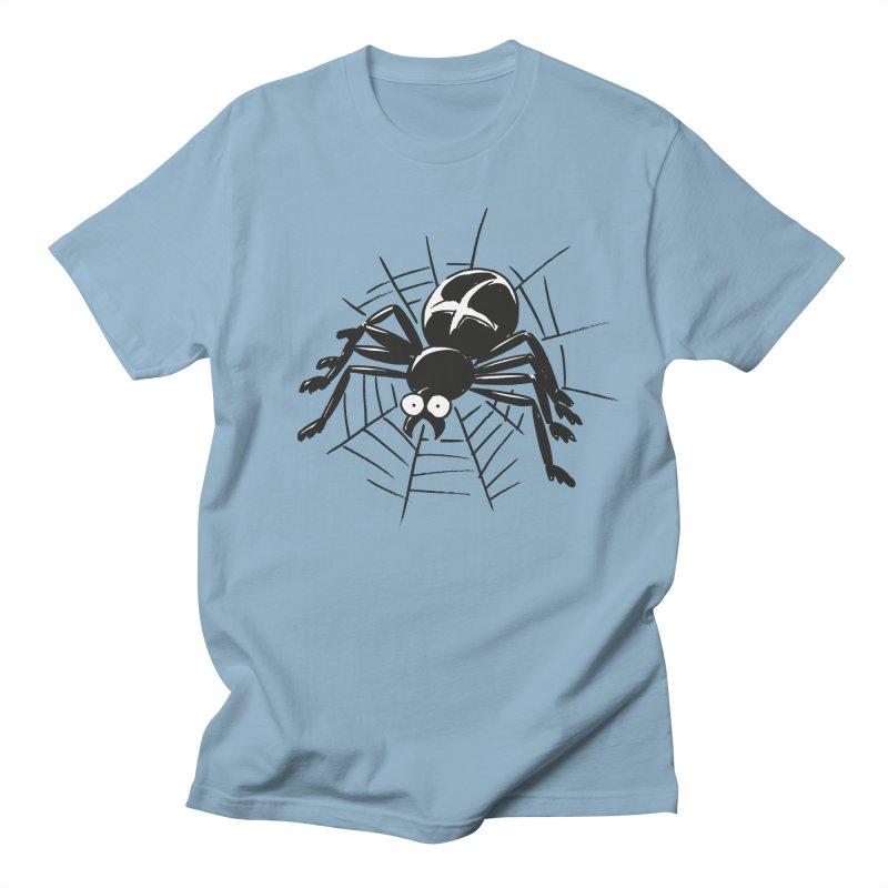 Spider Women's Regular Unisex T-Shirt by Freehand