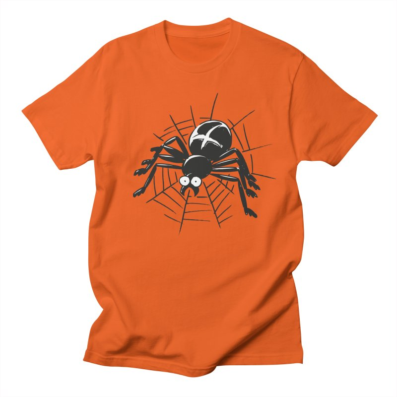 Spider Men's Regular T-Shirt by Freehand
